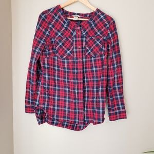 Duluth trading co Flannel button up